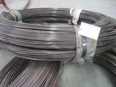 Cold drawn carbon steel wire